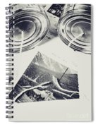 Old Line Of Failure Spiral Notebook