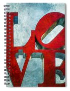 Old Love Spiral Notebook