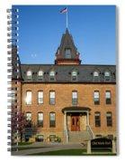 Old Main Spring Evening Spiral Notebook