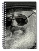 Old Man And The Sea Spiral Notebook