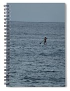 Old Man In The Sea Spiral Notebook