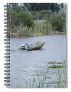 Old Man River Spiral Notebook