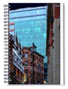 Old Meets New Spiral Notebook