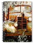 Old Memories Never Die Spiral Notebook