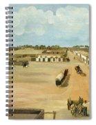 Old Mesilla Plaza Spiral Notebook