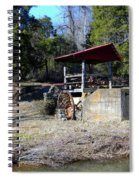 Old Mill Of Guilford Pumphouse Spiral Notebook