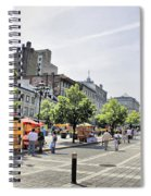 Old Montreal June 2010 Spiral Notebook