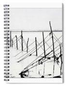 Old Nets Spiral Notebook
