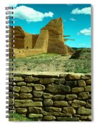 Old New Mexico Spiral Notebook