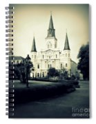 Old New Orleans Spiral Notebook