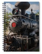Old No 2 Spiral Notebook