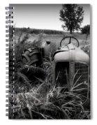 Old Oliver 2 Spiral Notebook
