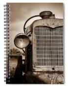 Old Oliver II Spiral Notebook