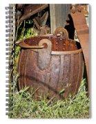 Old Ore Bucket Spiral Notebook