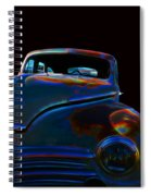 Old Plymouth Old Cars Spiral Notebook