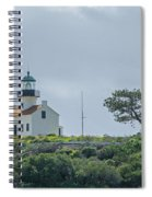 Old Point Loma Lighthouse Spiral Notebook