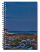 Old Port Boca Grande Lighthouse Spiral Notebook