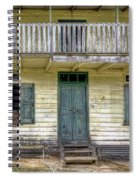 Old River House Spiral Notebook