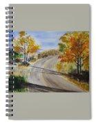 Old Road Spiral Notebook