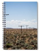 Old Route 66 #4 Spiral Notebook