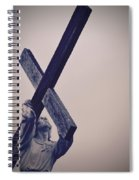 Old Rugged Cross Spiral Notebook