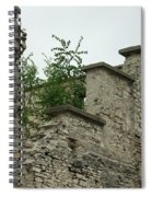Old Ruins Spiral Notebook