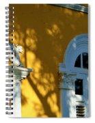 Old San Juan # 5 Spiral Notebook