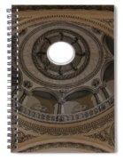 Old San Juan Puerto Rico Downtown Fresco  Spiral Notebook