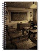 Old School #2 Spiral Notebook