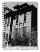Old School House Spiral Notebook