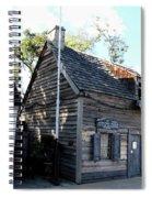 Old School House - St Augustine Spiral Notebook