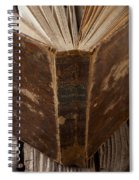 Old Shakespeare Book Spiral Notebook