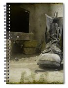 Old Shoes Spiral Notebook