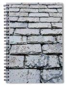 Old Slate Tiles Spiral Notebook