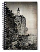 Old Split Rock Lighthouse Spiral Notebook