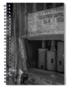 Gray's Stamp Mill Spiral Notebook