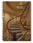 Old State House Spiral Staircase Spiral Notebook