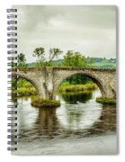 Old Stirling Bridge Spiral Notebook