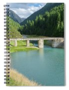 Old Stone Bridge Spiral Notebook