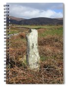 Old Stone Fort Spiral Notebook