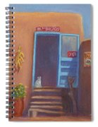 Old Taos Grocery Spiral Notebook
