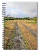Old Texas Roads Spiral Notebook