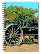 Old Thor Spiral Notebook