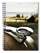 Old Timer 3 Spiral Notebook
