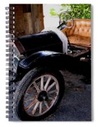 Old Timer Spiral Notebook