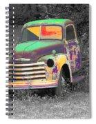 Old Timer Spiral Notebook