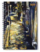 Old Town Hastings Spiral Notebook