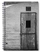 Old Town Jail Spiral Notebook