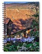 Old Town, Sighisoara Spiral Notebook