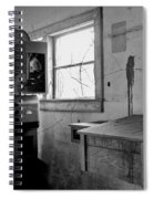 Old Weigh Scale Spiral Notebook
